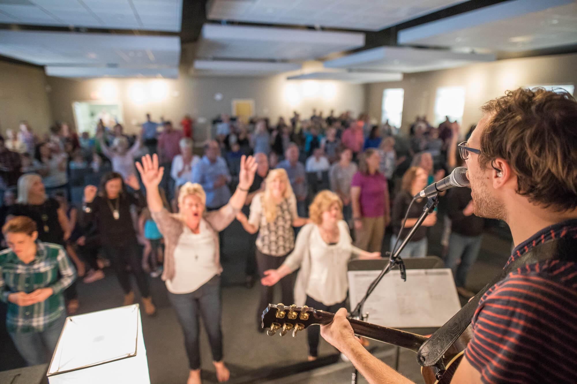 RiverLife Fellowship - Worship