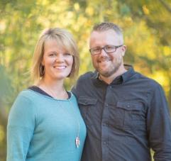 Sarah & Matthew Bollinger, RiverLife Chapel Hill, Lead Pastors