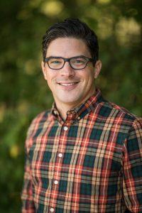 Jacob Whitlow, RiverLife Men's Fellowship Leader