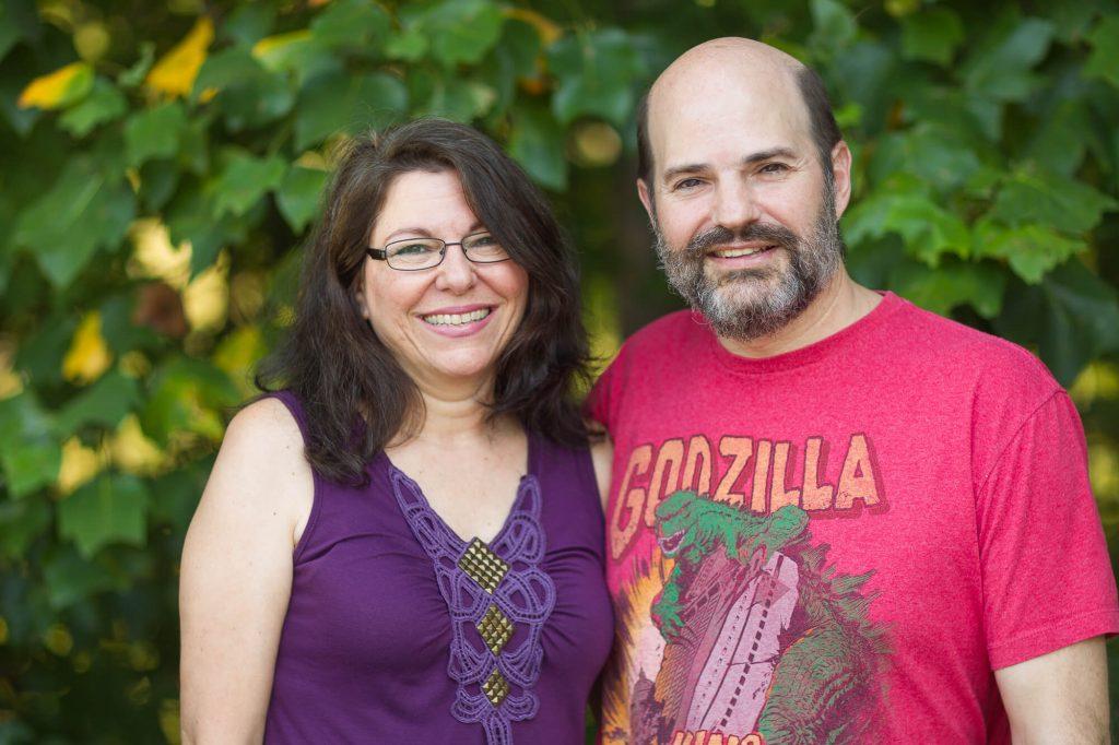 Tony & Cindy