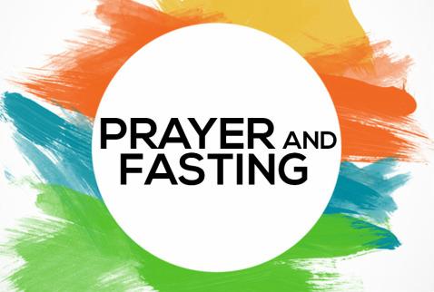 October Day of Prayer & Fasting