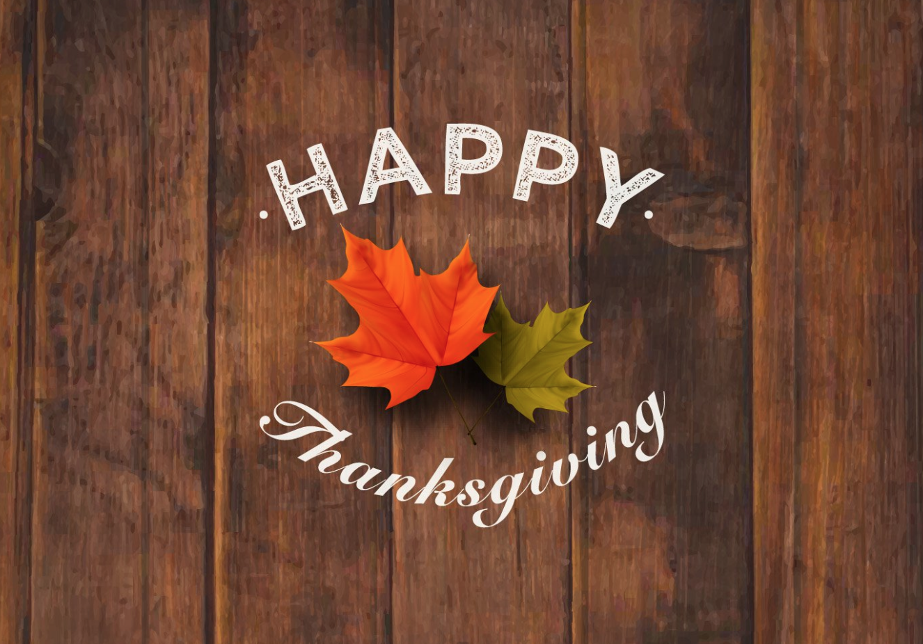 Church Office Closed: Happy Thanksgiving!